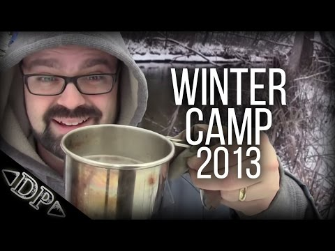 Winter Hammock Camp 2013