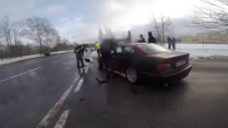 Crash drift Moto Orkiestra Zgierz 2k17 WOŚP GOPRO 5