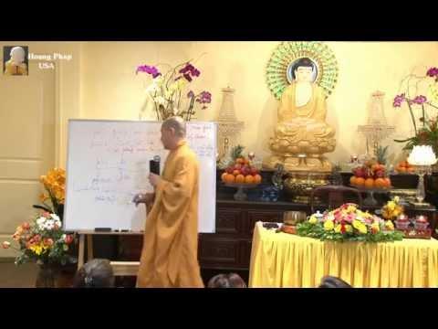 Phật Pháp Căn Bản (Phần 2) - Kinh Tứ Diệu Đế