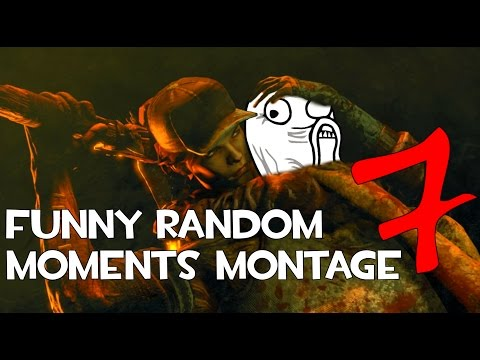 Dead by Daylight funny random moments montage 7