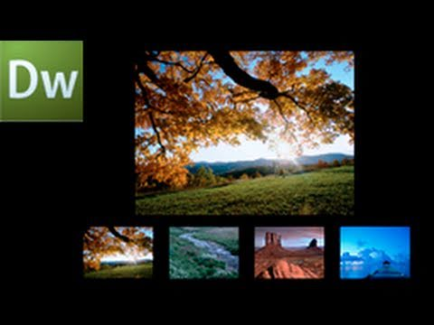 Dreamweaver Tutorial: Use Flash in Your Website. -HD-