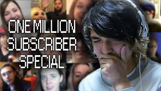The Anime Man Reacts To One Million Subscriber Special Video
