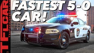Ford, Dodge or Chevy: What's the Fastest and Quickest Police Car?