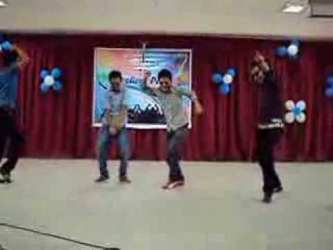 Musu Musu Hasi Dance Fresher Day Loyola College video