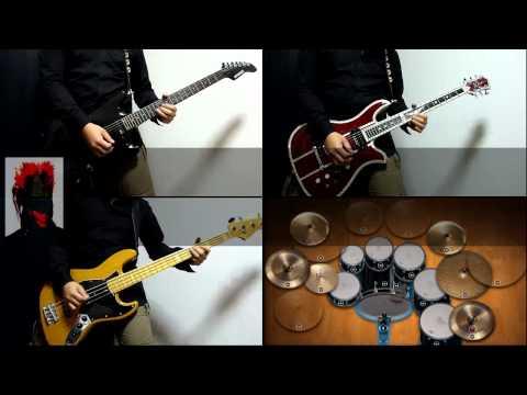 X Japan - X [live Version]を弾いてみた -guitar bass Cover 【~完コピに向かって~】 video