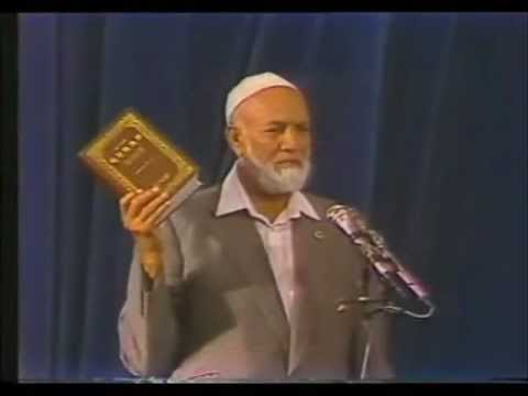 Al-qur'an: A Miracle Of Miracles - By Sheikh Ahmed Deedat video