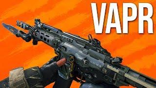 Black Ops 4 In Depth: VAPR-XKG (& Bayonet)
