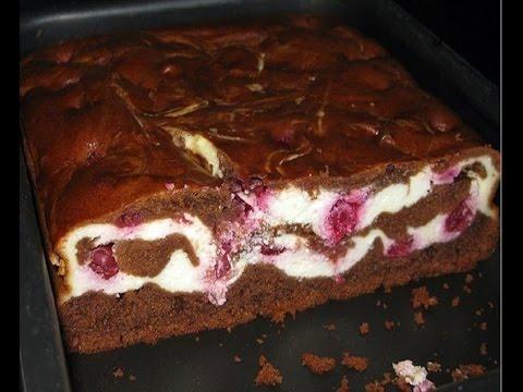 Пирог в домашних условиях шоколадный 167