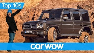 All-new Mercedes G-Class 2019 revealed - have they ruined or revived this icon?