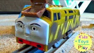 Thomas and Friends Trackmaster Railway | Thomas & Friends Sodor Storytime Video for Kids
