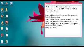 Free DWG Viewer Download| Free DXF/DWF Viewer Download| Latest Version 2014