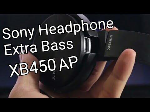 Best Headphones|Sony XB450AP Extra Bass