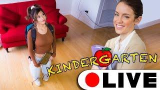 I'm going to KINDERGARTEN! LIVESTREAM GAMEPLAY
