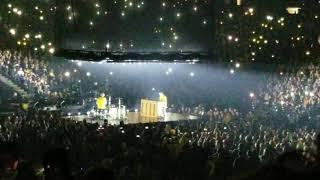 Twenty one pilots 'Taxi Cab' bandito tour Oracle Arena Oakland, CA 11-11-18