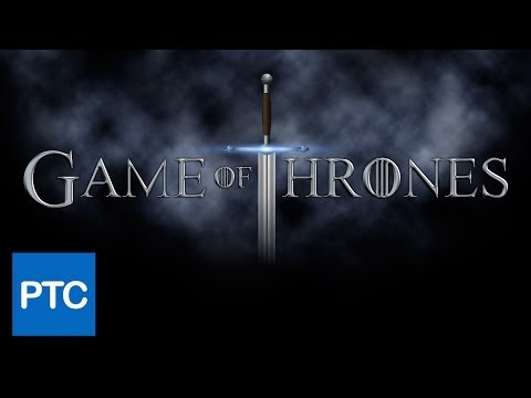 Game of Thrones Photoshop Tutorial