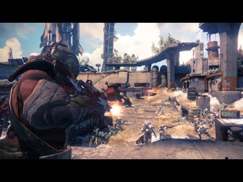 E3 VIP: Bungie Talks Destiny with IGN  - E3 2013
