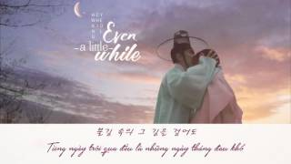 Vietsub  Even A Little While - Hwang Chi Yeol  Ruler: Master Of The Mask OST