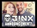 Bajheera & Jenny - Official JINX Partnership Announcement & Gift Package! :D