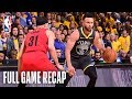 TRAIL BLAZERS vs WARRIORS   Stephen & Seth Curry Shine in Epic Match-up   Game 2