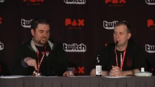 PAX East 2017: Giant Bomb Panel (03/11/2017)