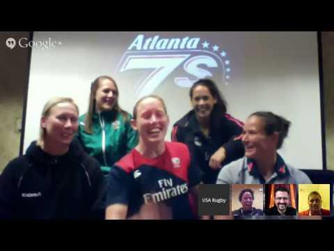 #Atlanta7s Google Hangout - 2014 IRB WSWS in Atlanta, GA
