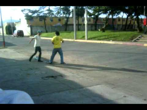 MARIGUAN BOY VS CHINO BOY FUENTES DEL VALLE 3 GUATEMALA