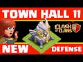 Clash of Clans TOWN HALL 11 ♦ Clash of Clans Update  ♦ NEW...