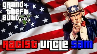 GTA 5 Easter Egg: Racist Uncle Sam | Interactive Easter Egg Location! (GTA V)