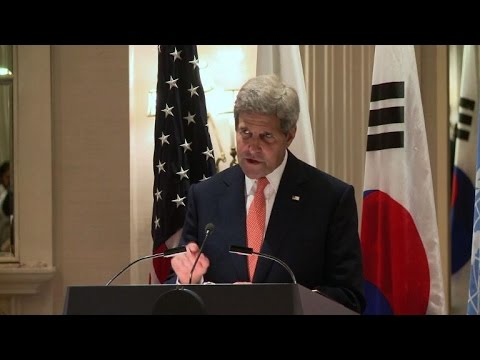 Kerry urges North Korea to close the 'evil' prison camps