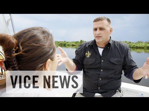 Louisiana's Coastal Crisis: Oil And Water