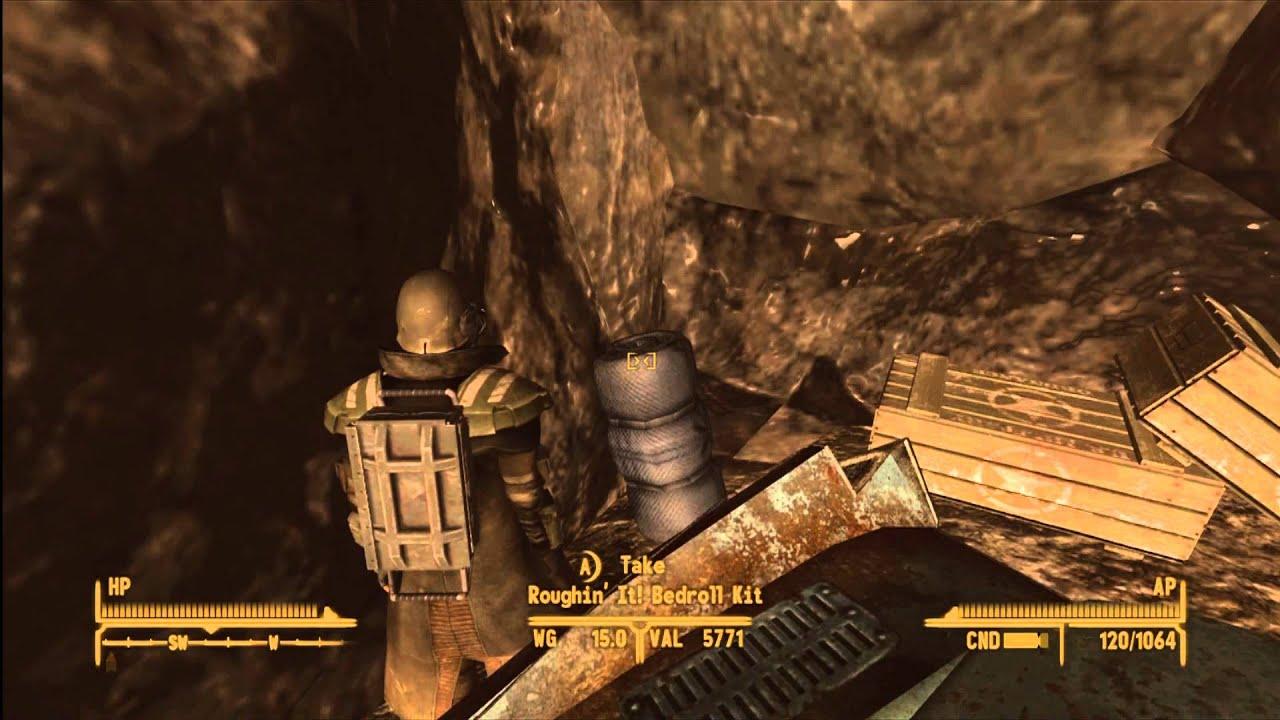 Fallout  Bed Vs Sleeping Bag
