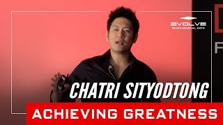 Chatri Sityodtong TEDx | How To Achieve Your Greatness In Life