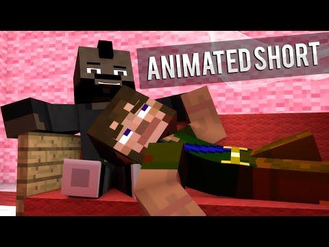 ТОМАС И СЕМЧЕНКО (Minecraft Animated Short)