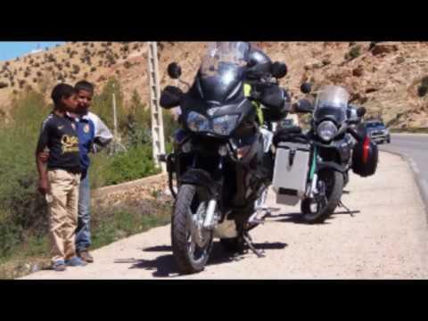 Marocco in moto 2013 Music Videos