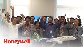 COMAC'S C919 First Flight | Aviation | Honeywell Aviation