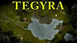 The Battle of Tegyra 375 BC