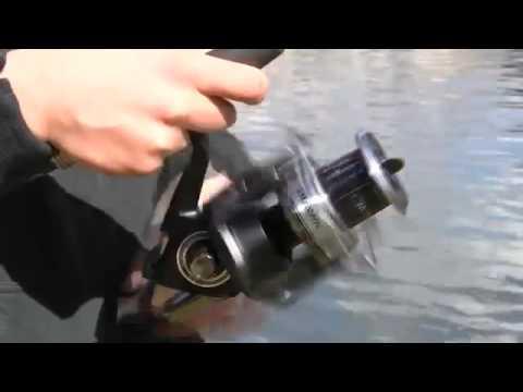 карповая катушка дайва кросскаст с 5000 видео