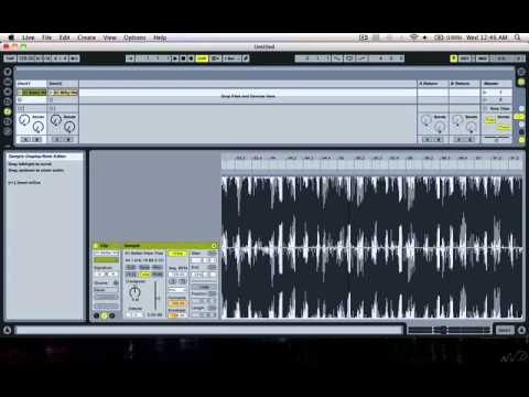A Beginner's Guide To DJ'ing With Ableton Live 8