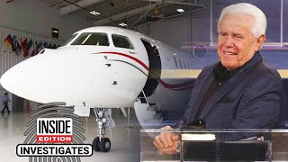 Why Do These Televangelists Need Expensive Jets?