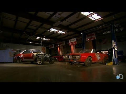 Restoring the First Two Firebirds Ever Built | Fast N' Loud klip izle