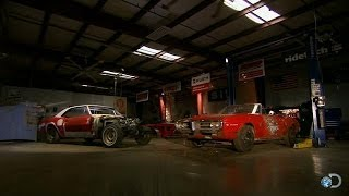 Restoring the First Two Firebirds Ever Built | Fast N' Loud 01:32