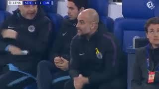 Manchester City 3 x 2 Schalke 04 - Melhores Momentos - Liga Dos Campeões