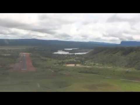 Landing in the Amazon (Canaima, Venezuela)_Sunday Chess Tv