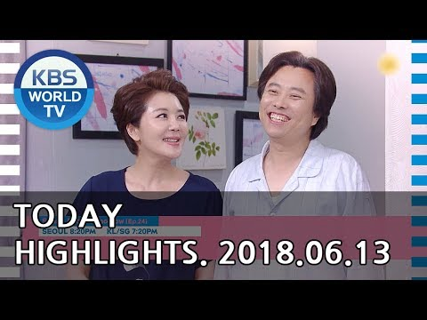 Highlights-Mysterious Personal Shopper E73/Sunny Again Tomorrow E24/Are You Human? E7-8[2018.06.13]