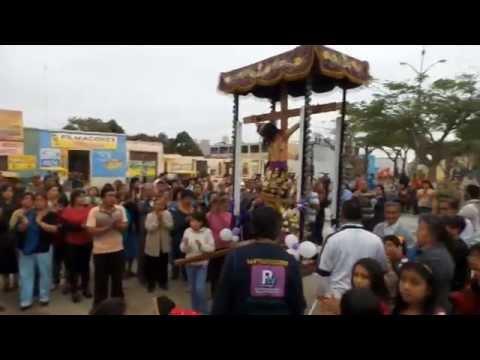 Municipalidad de Paiján rindió homenaje al Señor de Los Milagros