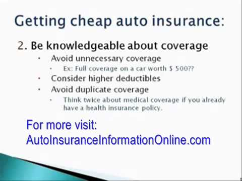 AAA Auto Insurance Quotes   How To Get The Cheapest Rates 2014 2