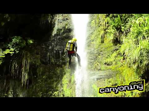 Canyoning Promotional Video