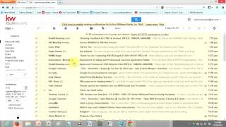 how to create color label in gmail