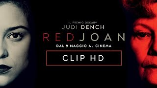 "RED JOAN (2019) - Clip ""Tu che cosa salveresti?"""