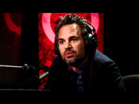 The Incredible Mark Ruffalo in Studio Q